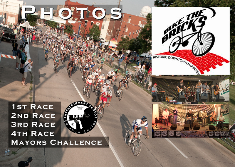 Bike the Bricks May 27 2011 McKinney Texas