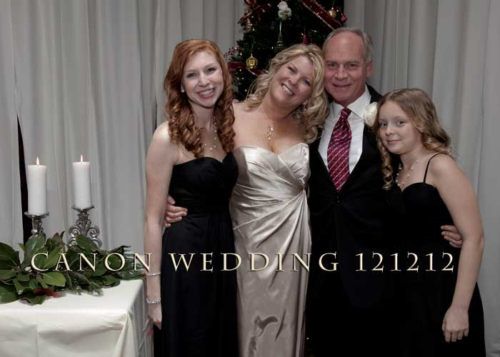 Canon Wedding 121212 by Juan Carlos of Entertainmnet Photos ePoof McKinney Texas 75069