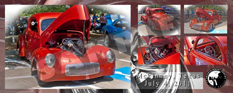 McKinney Car Show July 4 2011 by Juan Carlos of Entertainment Photos
