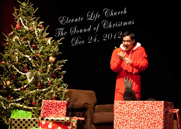 Elevate Life Church Christmas Show by Juan Carlos