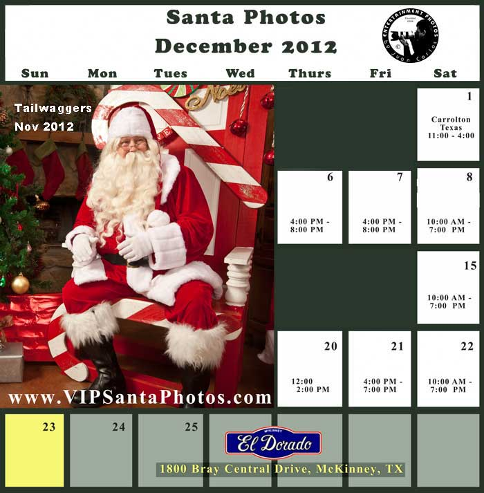 Santa Photos 2012 by Juan Carlos of Entertainment Photos VIPSantaPhotos and ePoof