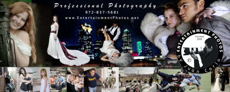 Photographer services by juan Carlos of Entertainment Photos